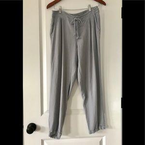 [Anthro] Mod-o-doc grey jogger lounge pants
